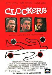Clockers movie poster [Harvey Keitel, Delroy Lindo] Spike Lee (27x40)